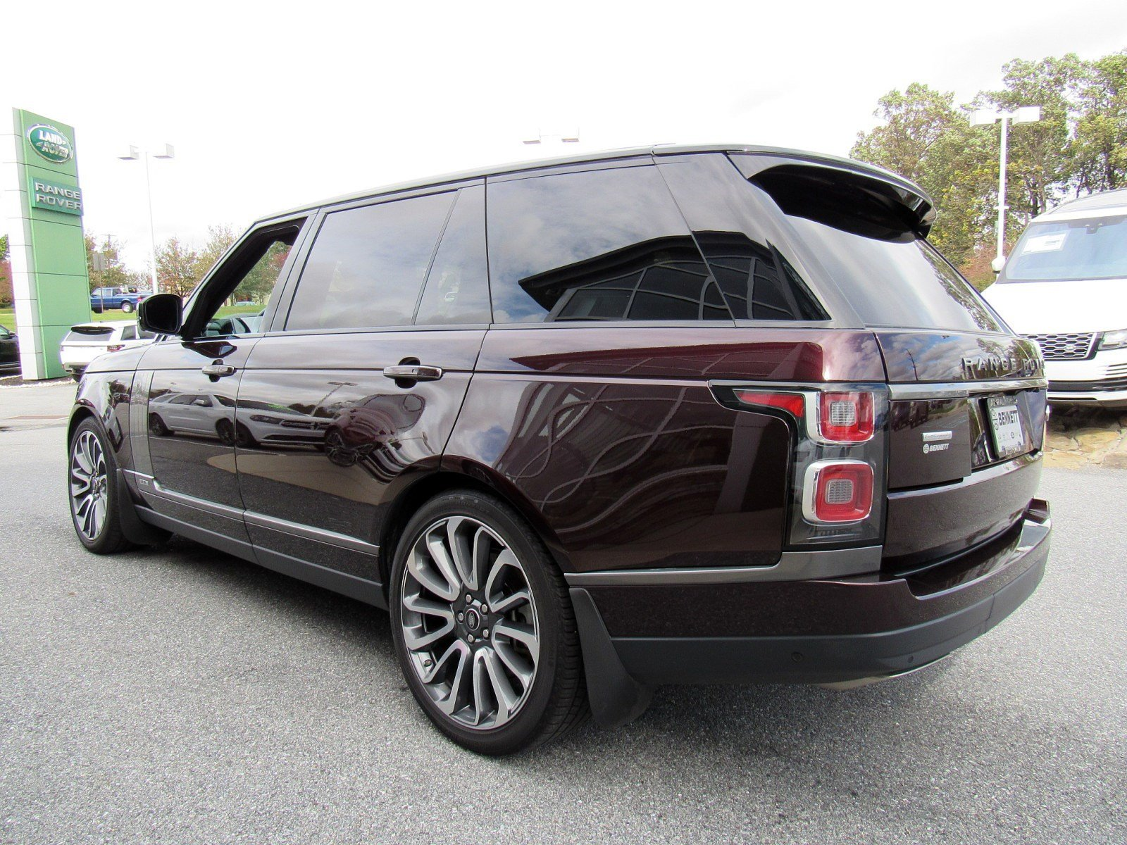 Range Rover Autobiography >> Certified Pre Owned 2018 Land Rover Range Rover Autobiography 4wd