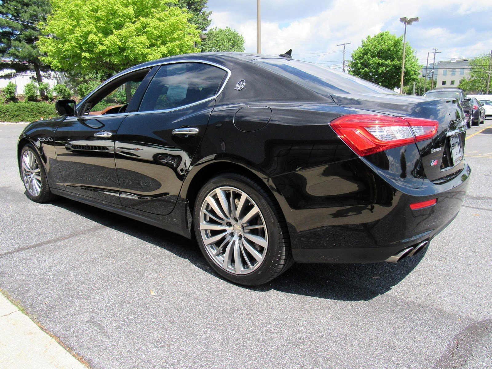 Certified Pre Owned 2016 Maserati Ghibli S Q4
